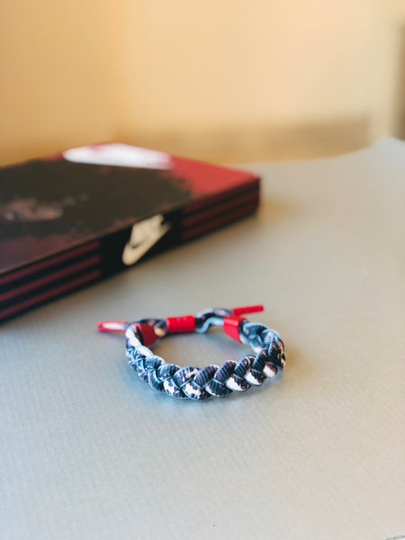 Rastaclat Patterned Red