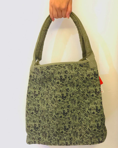 Recycle Green Bag