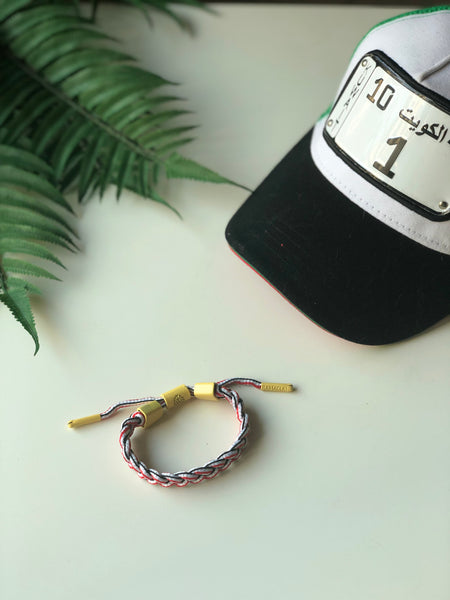 Rastaclat Striped Yellow