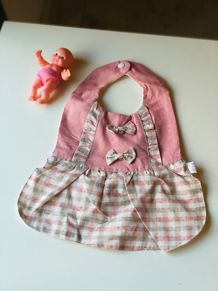 Baby Pink Apron