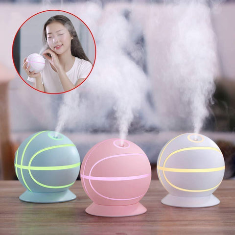 Basketball Lamp & Humidifier