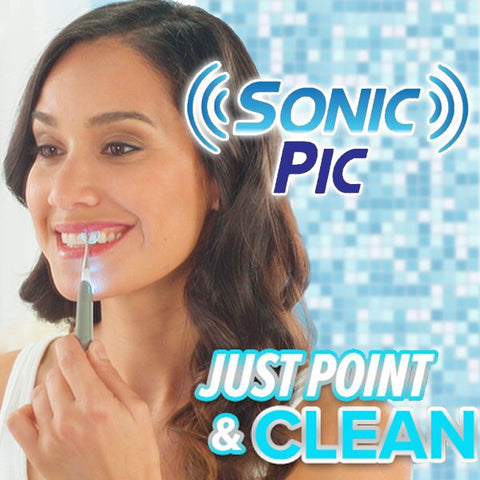 Sonic Pic floss