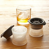 "Ice Mold Ball, Tube & Square ""set of 2"""