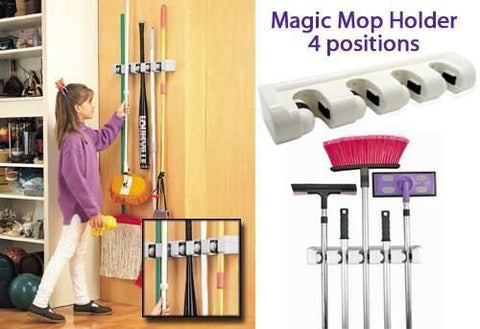 Magic Mop Holder 5 Position