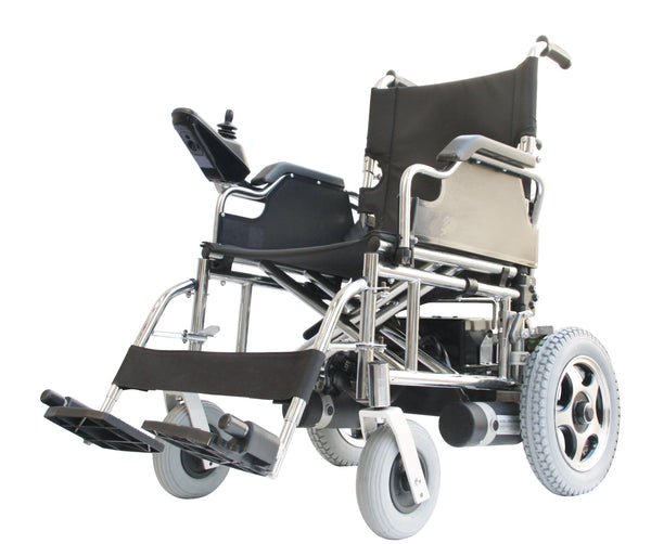 Folding Electric Wheelchair