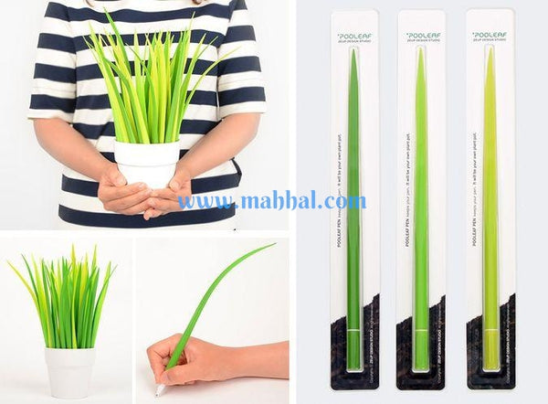 Pooleaf Grass Pen