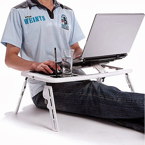 E-Table laptop cooler