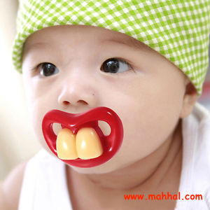 Teeth Pacifier A