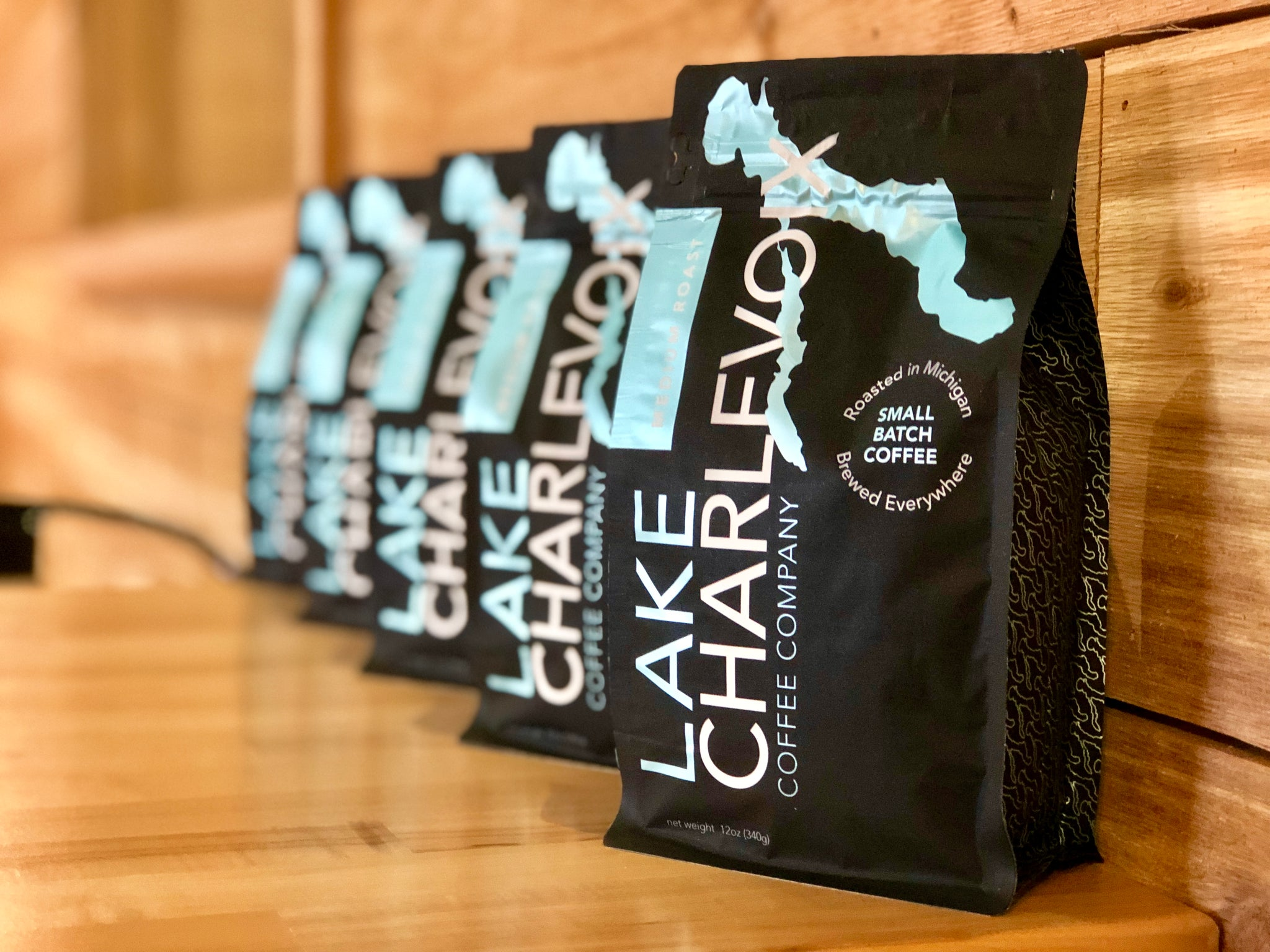 Buy 4 bags and save - 12 OZ x 4