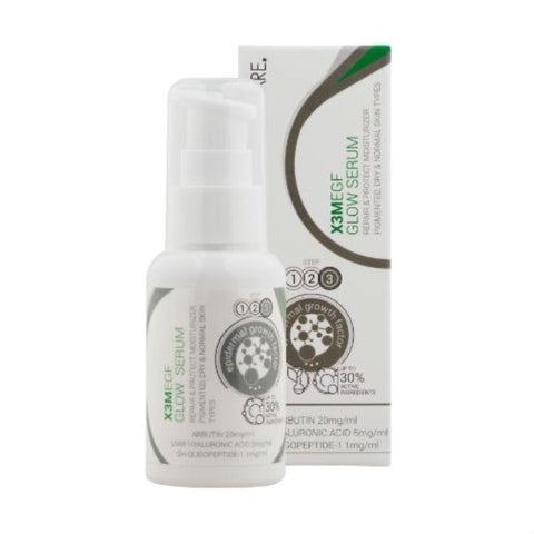 Cliniccare X3M EGF Glow Serum.