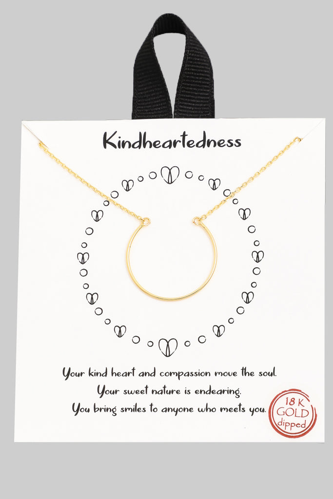 Kindheartedness Necklace