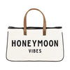 Canvas Tote - Honeymoon Vibes