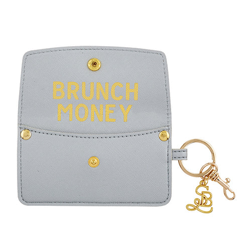 Credit Card Keychain - Brunch Money