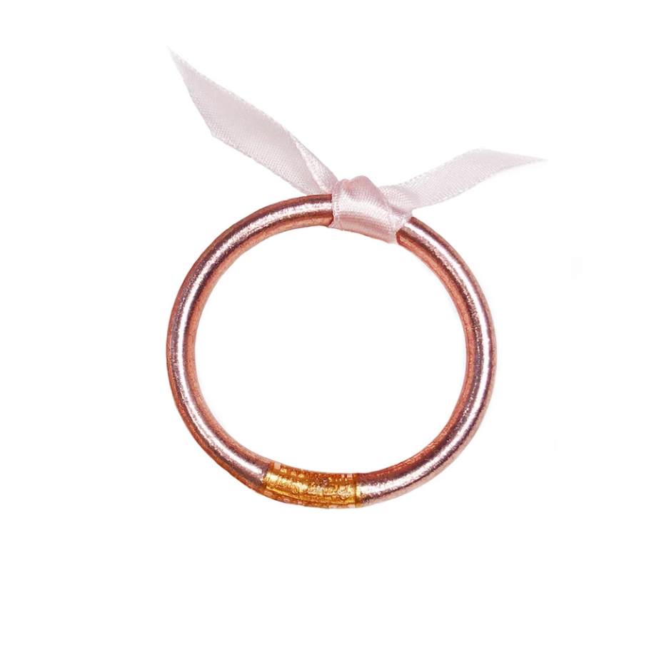 Rose Gold All Season Bangle - Kids