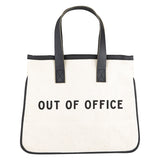 Out of Office - Mini Canvas Tote