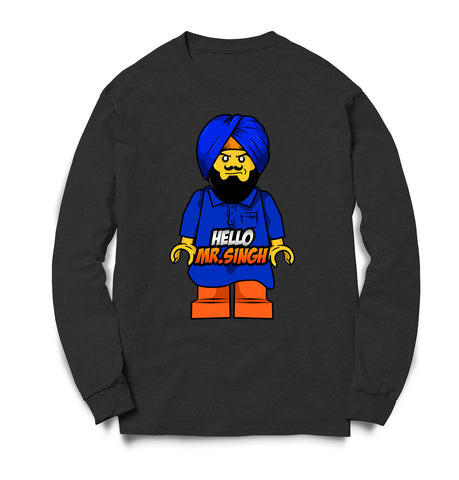 Hello Mr Singh Sweatshirt