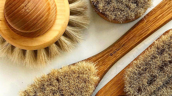 Why you need to start body brushing