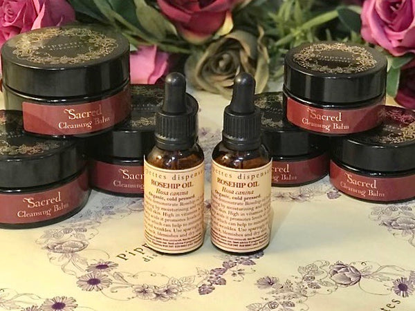 ROSE-HIP ROMANCE - Fall in love with rejuvenating Rose-hip this Valentine's Day