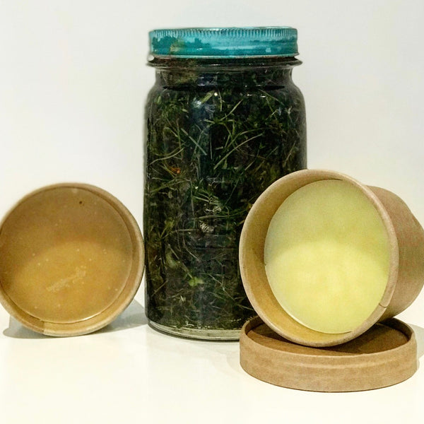 Make your own customised balm using Pippettes Foragers Balm