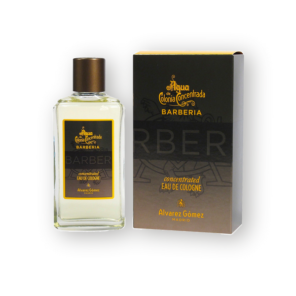 Barberia Eau de Cologne for men