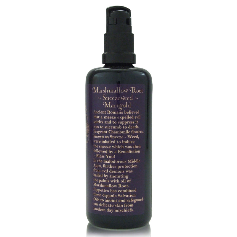Benediction Body Oil back