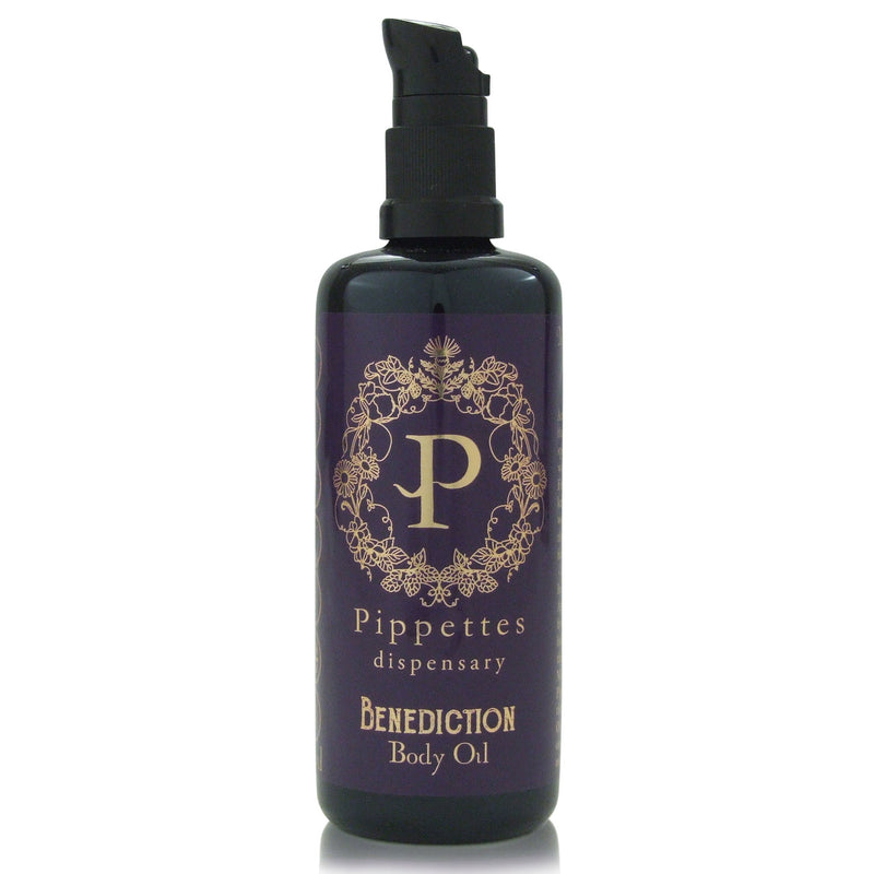 Benediction Body Oil
