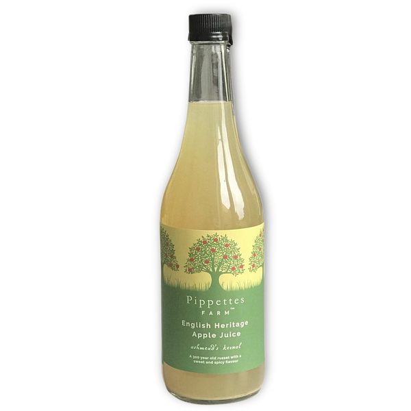 English heritage apple juice