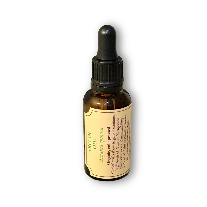 Argan Oil - Organic, cold pressed