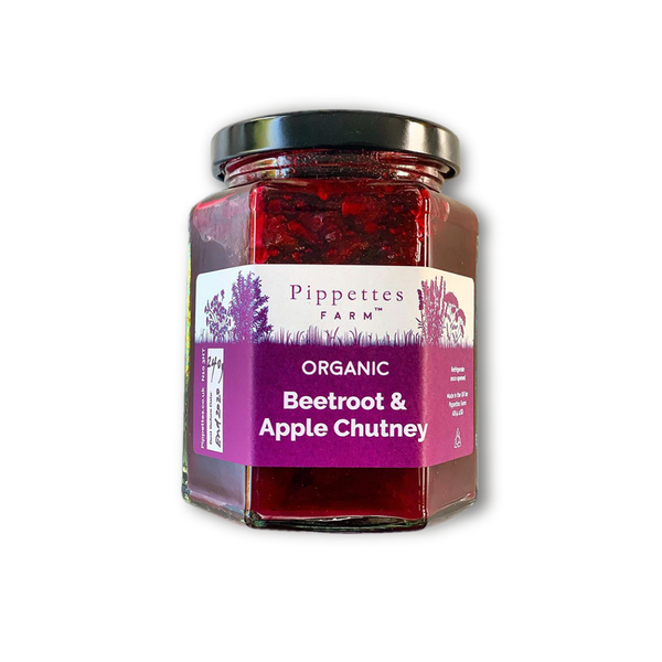 Organic Artisan Jams, Relishes and Chutneys by Pippettes Farm
