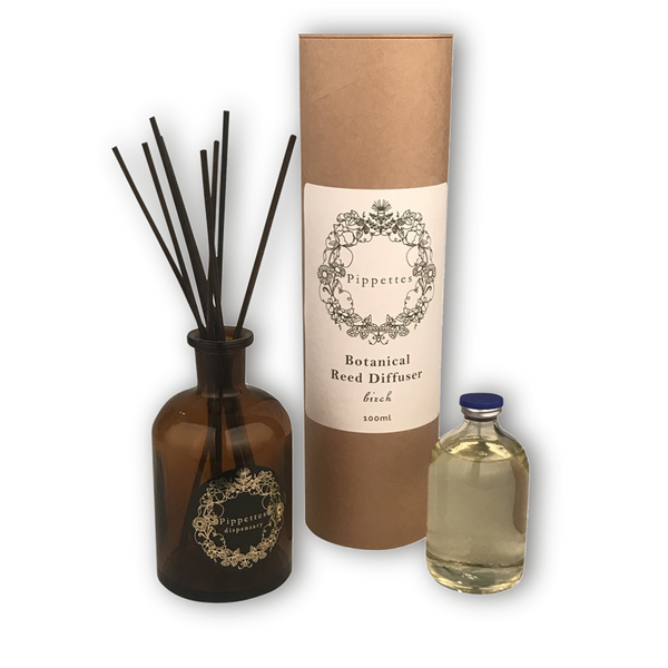 herbal reed diffuser oil set
