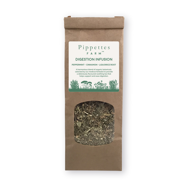 Digestion Infusion - Pippettes teas