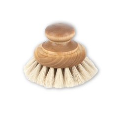 maple handled bath brush