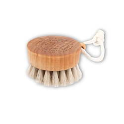 horsehair bath brush