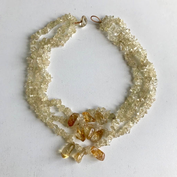 Raw Crystal Necklaces