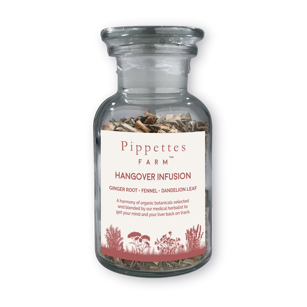 Hangover Infusion - Pippettes teas