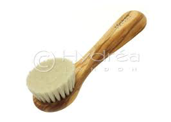 Olive Wood Super Soft Facial Brush