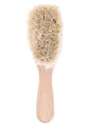 soft bristled brush