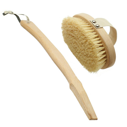 Bath Brush with Mixed Bristles
