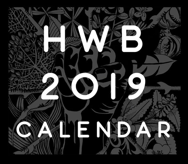 Herbalists without borders calendar 2019