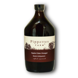 Organic Raw Apple Cider Vinegar - With the Mother - 500ml