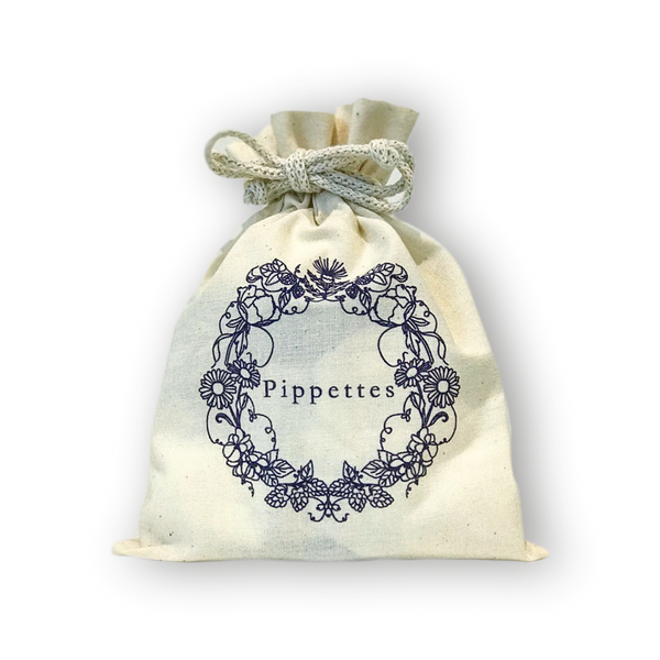 biodegradable cotton gift bag