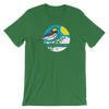 Science Augmented! Golden Cheek Warbler T-Shirt