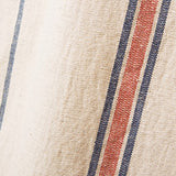 Stripe Throw-Tricolor