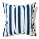 Indigo Cushion Cover-Stripe C