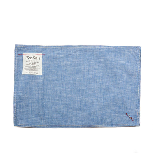 Chambray Blue Place Mats (set of 3)