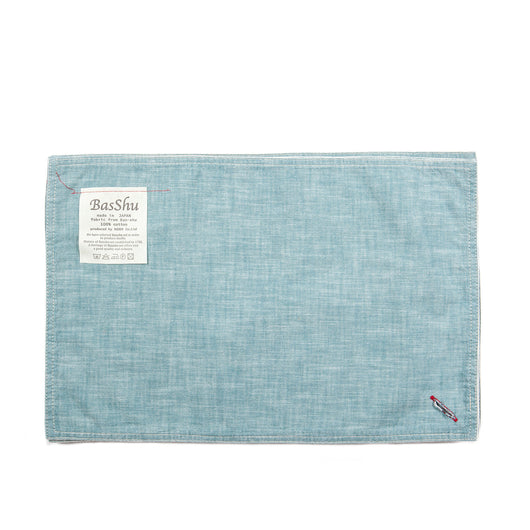 Chambray Green Place Mats (set of 3)