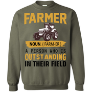 Funny Farmer Definition Sweatshirt Funny Gift For Farmer On Christmas Holiday