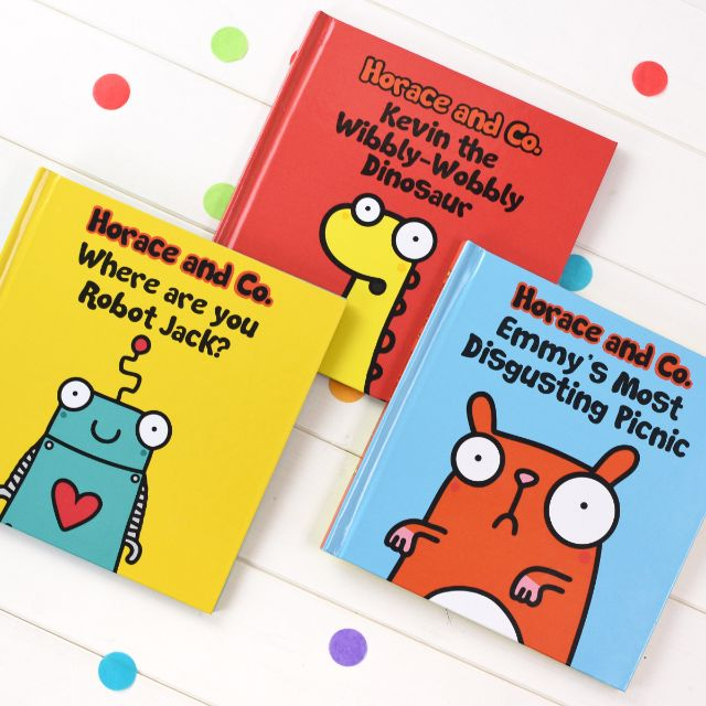 Introducing Flossy & Jim Gift Range - Available Now!