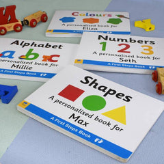 First Steps Board Books