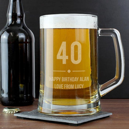 40th Birthday Gift Idea's